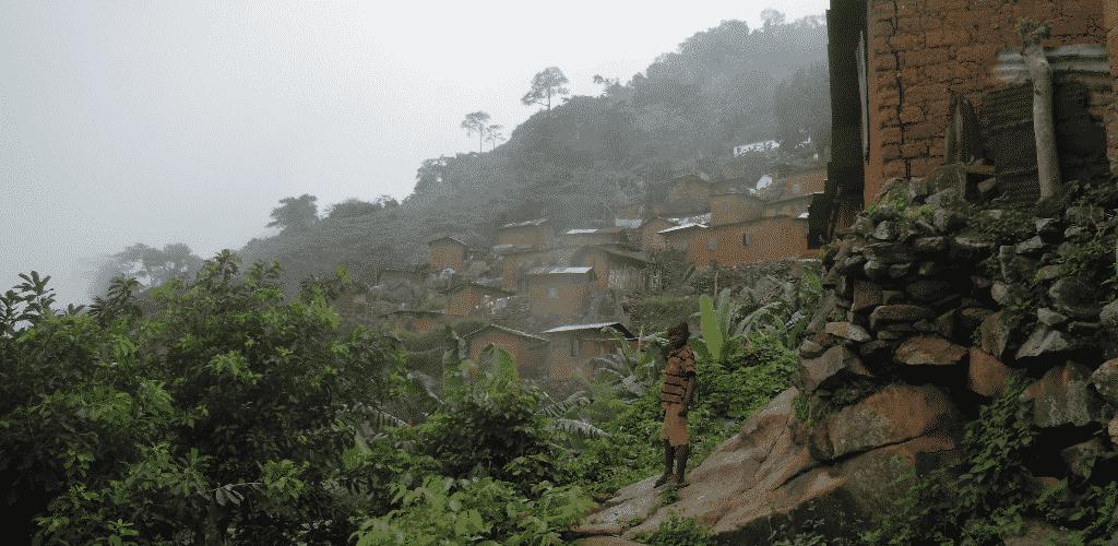 Togo-Agou-Slide Work experience